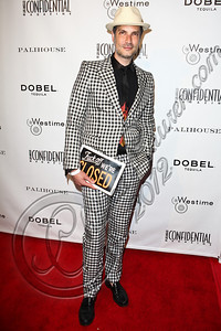 WEST HOLLYWOOD, CA - JUNE 14:  Cameron Silver arrives at Los Angeles Confidential Magazine's summer issue release party at Palihouse Holloway on June 14, 2012 in West Hollywood, California.  (Photo by Chelsea Lauren/WireImage)