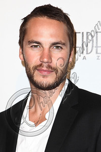 WEST HOLLYWOOD, CA - JUNE 14:  Actor Taylor Kitsch arrives at Los Angeles Confidential Magazine's summer issue release party at Palihouse Holloway on June 14, 2012 in West Hollywood, California.  (Photo by Chelsea Lauren/WireImage)