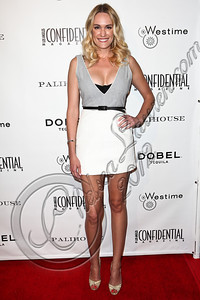 WEST HOLLYWOOD, CA - JUNE 14:  Television personality Ashlan Gorse arrives at Los Angeles Confidential Magazine's summer issue release party at Palihouse Holloway on June 14, 2012 in West Hollywood, California.  (Photo by Chelsea Lauren/WireImage)