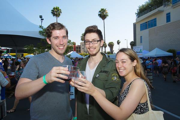 LA Magazine Wine Festival