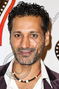HOLLYWOOD, CA - OCTOBER 09:  Actor Cas Anvar arrives at the 13th annual Polish film festival at American Cinematheque's Egyptian Theatre on October 9, 2012 in Hollywood, California.  (Photo by Chelsea Lauren/WireImage)