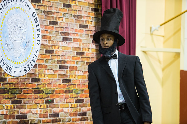 LAA Black History Program 2018