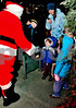 2012 LAKE GENEVA FESTIVAL OF LIGHTS<br /> SANTA GREETS THE CHILDREN