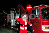 2012 LAKE GENEVA FESTIVAL OF LIGHTS<br /> SANTA ARRIVES FOR THE OFFICIAL TREE LIGHTING