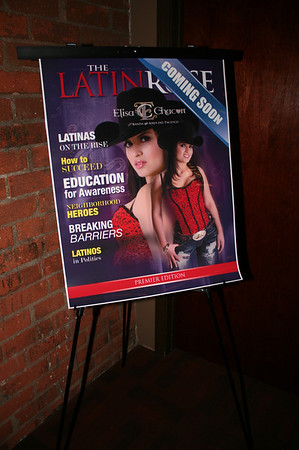 LATINROSEMAGAZINE LAUNCH PARTY @ CITIES RESTAURANT • 02.17.12