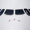 Small Windows for Big Plane