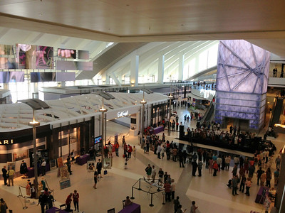 LAX International Terminal Grand Opening