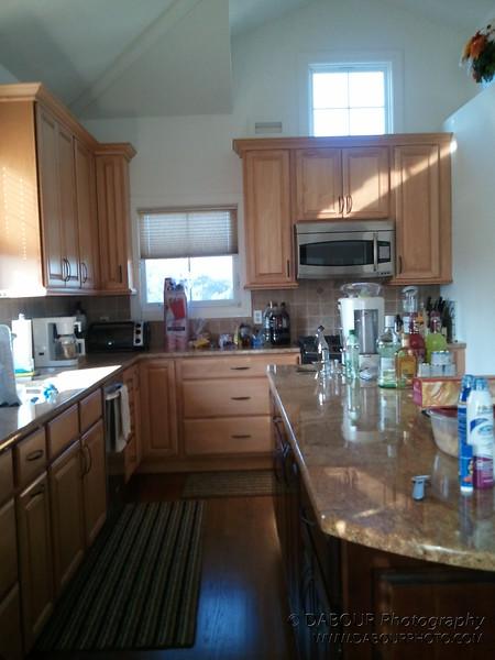 Kitchen on the third floor