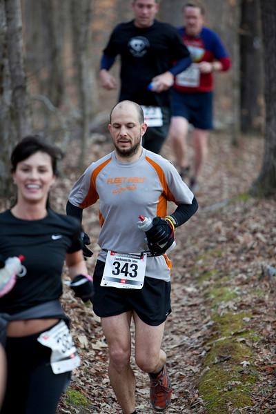 LBL Trail Run 2011