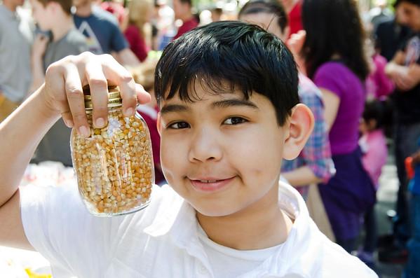 Mormons in Manhattan - Street Fair 2012