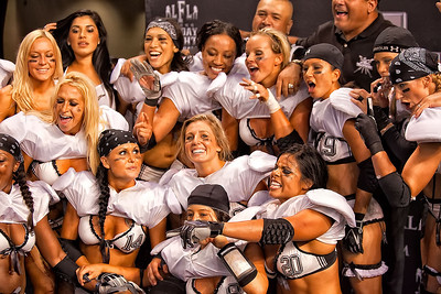 LFL - Seattle Mist VS Los Angeles Temptation