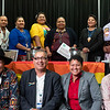 Presenters at the LGBTQ-2 Spirit Awareness Event 2019