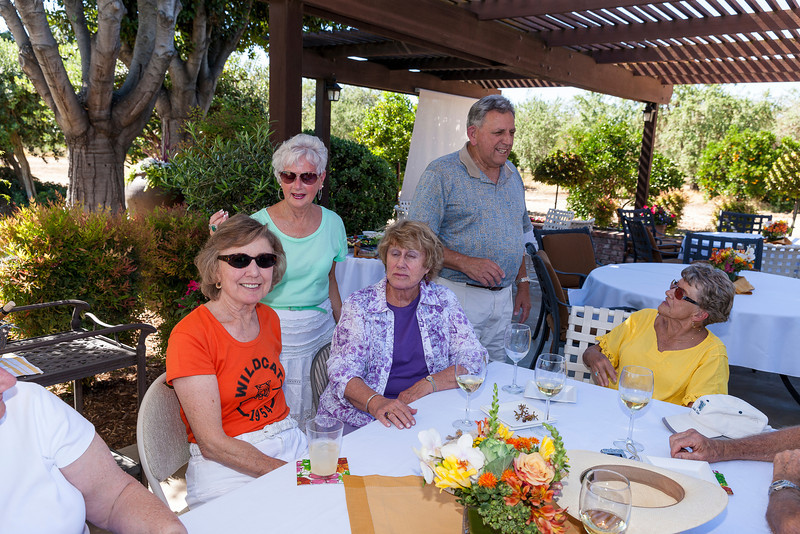 Class of 54 Reunion at Spaglola's Ranch 2013-13