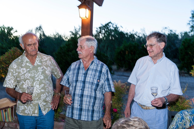Class of 54 Reunion at Spaglola's Ranch 2013-22