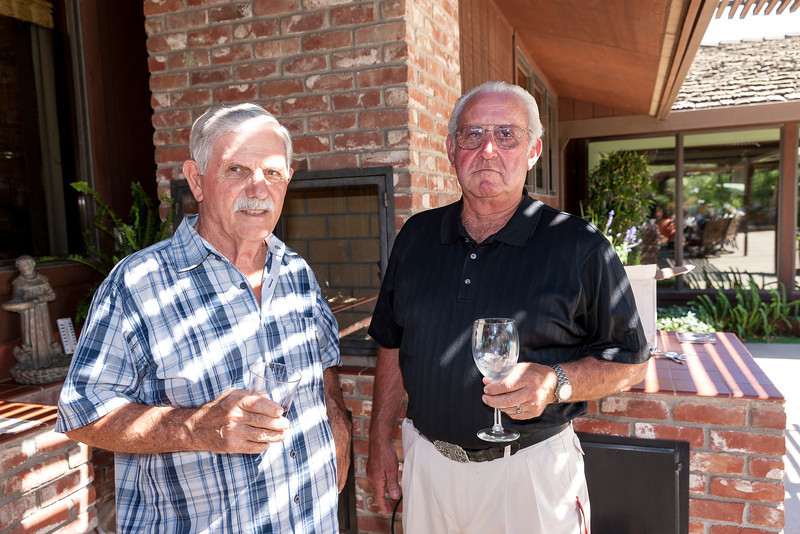 Class of 54 Reunion at Spaglola's Ranch 2013-8
