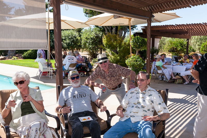 Class of 54 Reunion at Spaglola's Ranch 2013-7