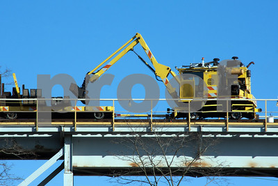 LIRR Manhasset Viaduct Repair 3-24-2013