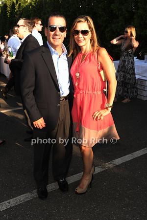 Giorgio Citarella, Susana Citarella photo  by Rob Rich © 2012 robwayne1@aol.com 516-676-3939