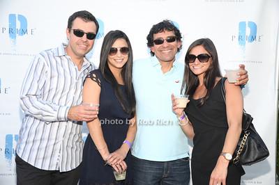 Simon Simonovski, Jenn Morbillo, Laris Espinoza, Michelle Columbo photo  by Rob Rich © 2012 robwayne1@aol.com 516-676-3939