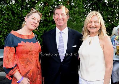 Catherine Nichols, John C. Kean, Debra Halpert photo  by Rob Rich © 2012 robwayne1@aol.com 516-676-3939