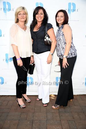Stacey Cone, Tina Basil, Mary Lou Pulchino photo  by Rob Rich © 2012 robwayne1@aol.com 516-676-3939