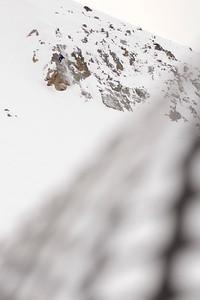 Stu Varley hitting the rock ride on a board. Dope.