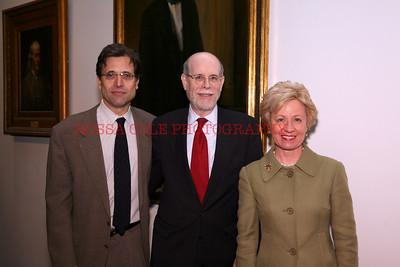 Max Rudin, Harold Holzer, Cheryl Hurley 2