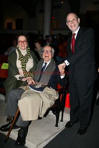 Jeanette Wagner, Paul Wagner, Harold Holzer