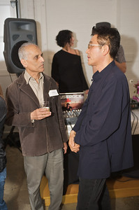Zahid Sadar and Rick Lee (Rick Lee Design)