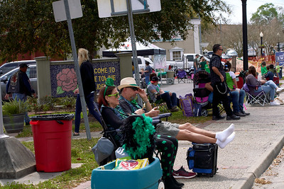 Slidell LA. St. Patrick Days Parade