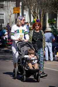 UPTOWN  Parade Feb. 15, 2020