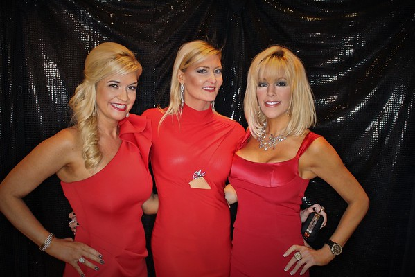 LOVE 146 'RED GALA' Kick-Off Event  - PhotoBooth Sponsored by Gregg S. Harrison Attorney at Law PLLC