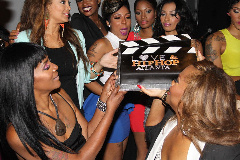 "Love & Hip Hop Atlanta"" Press Launch & Premiere Party"