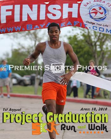 1st Annual LPHS Project Graduation 5K Run & Walk