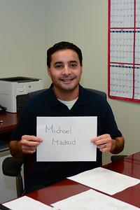 Michael Madrid