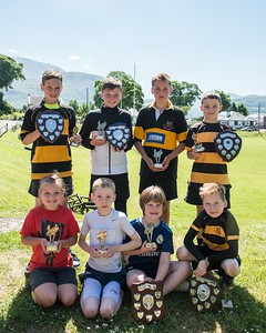OT LRFC Rugby Minis Awards