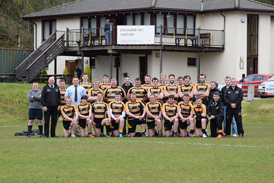Lochaber RFC may have lost but retain their league status due to unforseen circumstances. PICTURE ALBA.PHOTOS