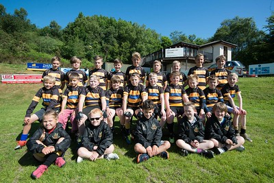 LRFC Minis End of season photo. PICTURE ALBA.PHOTOS