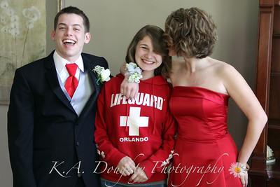 LRHS Prom 2012 H & D