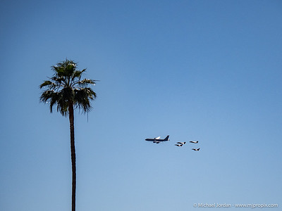 LUKE SALUTE FLYOVER FRIDAY