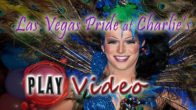 WATCH Video here for  ---- Charlie's Pride Kick Off Video 2009 ----- Las Vegas Pride 2009 Kick-off Party at Charlie's on 5012 S. Arville Street (across from the Orleans Casino on Tropicana)  Video by Kiki Kalor Editing by Kiki Kalor Stills by Mark Bowers * Thank you iS Vodka for the Sponorship with iS Vodka Bottles, and free downloading photos and video. Visit www.iSVodkaEvents.com for more Pride events: in LV, NYC and SF.