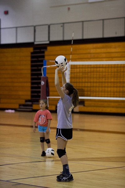 LWE Volleyball Youth Camp '18