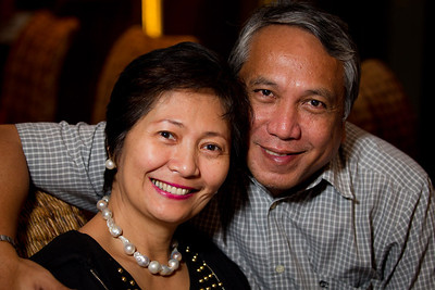 Sylvia and Marlon Almeda