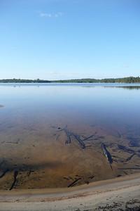 Lac Poulter, La Vérendrye Wildlife Reserve
