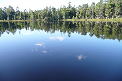 Lac Bamières, La Vérendrye Wildlife Reserve
