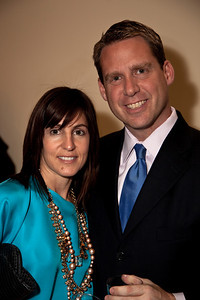 Jennifer and Brett Haber. Brett is Sports Anchor for WUSA-TV