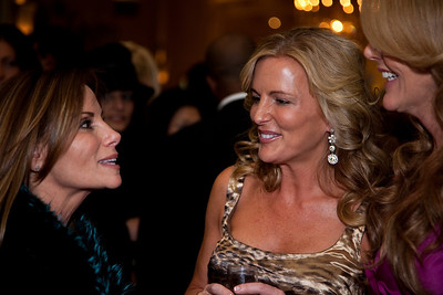 Lynda Erkiletian and Cat Ommanney are cast members of The Real Housewives of D.C.