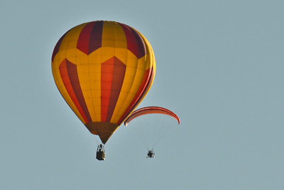 Balloons over the Methow Valley