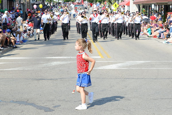 Labor Day Parade 2016