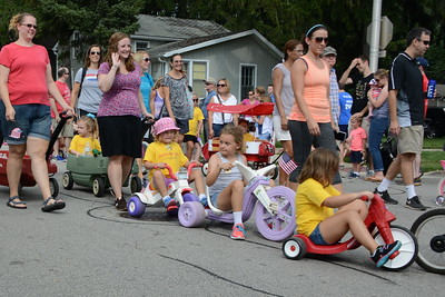 The Last Fling - 2015 - Labor Day Parade - Naperville, Illinois